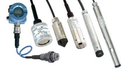 Piezoresistive Pressure Transmitters for Level Measurements