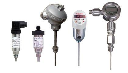 Sıcaklık Transmitterleri